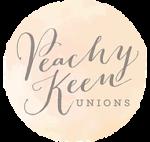 Peachy Keen Unions