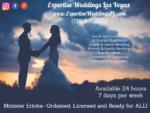 Expertise Weddings Las Vegas